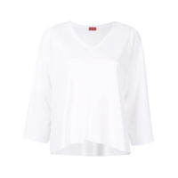 Des Prés V-Neck Sweater - Branco