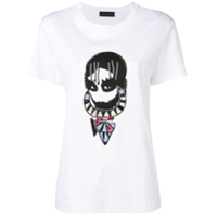 Diesel Black Gold Camiseta 'treviz' - Branco
