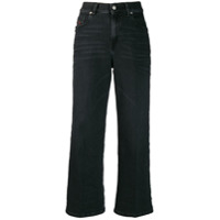 Diesel Widee High-Waisted Jeans - Preto