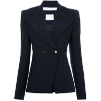 Dion Lee Blazer Slim - Azul