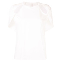 Dion Lee Twisted T-Shirt - Rosa