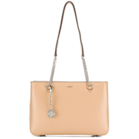 Dkny Commuter Medium Tote - Marrom