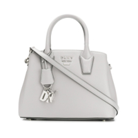 Dkny Medium Hutton Tote Bag - Cinza