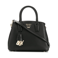 Dkny Medium Hutton Tote Bag - Preto