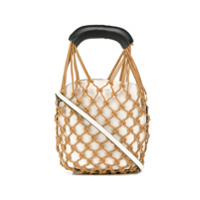 Dkny Netted Tote - Branco