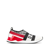 Dkny Reese Slip-On Sneakers - Branco