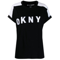 Dkny Relaxed Fit T-Shirt - Preto