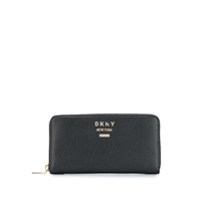 Dkny Whitney Large Wallet - Preto