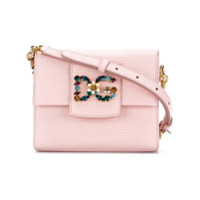 Dolce & Gabbana Mini Dg Millennials Shoulder Bag - Rosa
