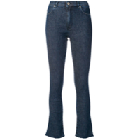 Dondup Cropped Skinny Jeans - Azul