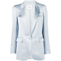Dondup Straight-Fit Blazer - Azul