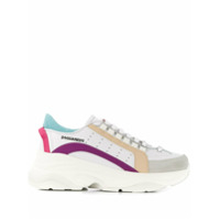 Dsquared2 Colour-Block Sneakers - Branco