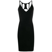 Dsquared2 Vestido Mini Slim - Preto
