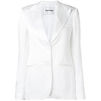 Each X Other Satin Tailored Jacket - Branco