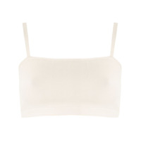 Egrey Top Cropped Sofia - Branco