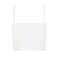 Egrey Top Cropped 'sofia' - Off White
