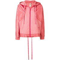 Elisabetta Franchi Hooded Jacket - Rosa