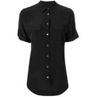 Equipment Shortsleeved Shirt - Preto