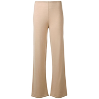 Ermanno Scervino High-Waisted Trousers - Neutro