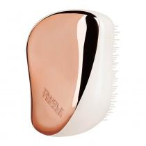 Escova Tangle Teezer Compact Styler Rose Gold Luxe