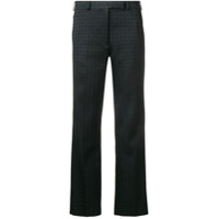 Etro Printed Tailored Trousers - Preto