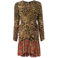 Etro Vestido Animal Print - Estampado