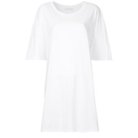 Faith Connexion Camiseta Oversized Com Estampa Posterior - Branco