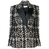 Faith Connexion Double Buttoned Blazer - Preto