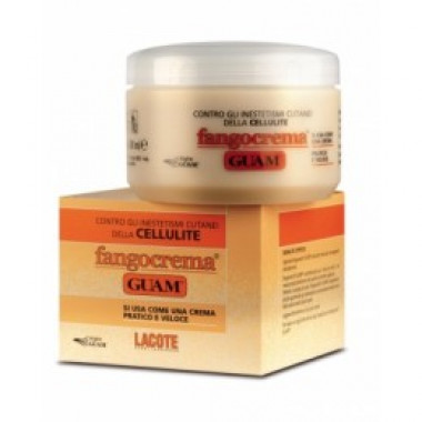 Fangocrema Mud Based Cream Guam 300Ml