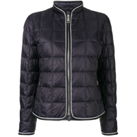 Fay Quilted Jacket - Azul