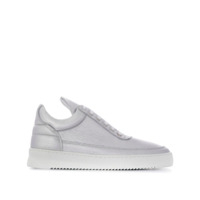 Filling Pieces Lace-Up Sneakers - Prateado