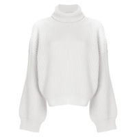 Fine Edge Suéter Oversized - Neutro