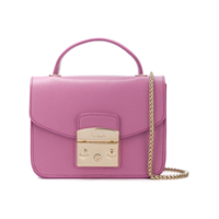 Furla Metropolis Shoulder Bag - Roxo