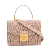 Furla Metropolis Top Handle Bag - Neutro