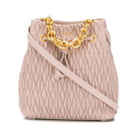 Furla Stasy Cometa Bucket Bag - Neutro