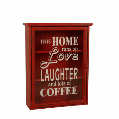 Gabinete Decorativo De Parede Laughter