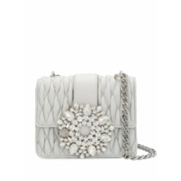 Gedebe Gio Embellished Tote - Branco