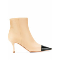 Gianvito Rossi Ankle Boot Lucy - Neutro