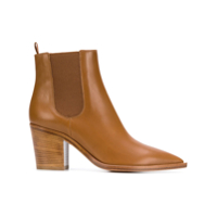 Gianvito Rossi Ankle Boot 'romney 110Mm' - Marrom