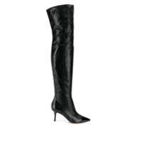 Gianvito Rossi Bota Over The Knee Stefanie - Preto