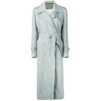 Giuliva Heritage Collection Trench Coat The Christie - Verde