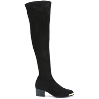 Giuseppe Zanotti Bota Over-The-Knee - Preto