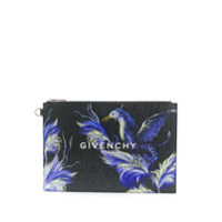 Givenchy Clutch Estampada - Preto