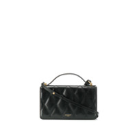 Givenchy Gv3 Quilted Clutch - Preto