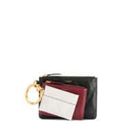 Givenchy Multi Pouch Clutch Bag - Preto