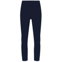 Gloria Coelho High-Waisted Trousers - Azul
