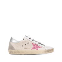 Golden Goose Tênis 'ball Star' - Branco