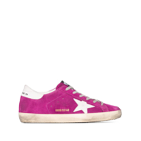 Golden Goose Tênis Superstar - Roxo