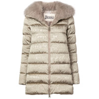 Herno A-Shape 70Th Limited Edition Coat - Marrom