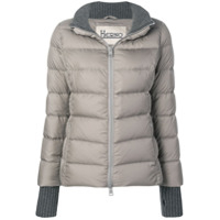 Herno Padded Jacket - Cinza